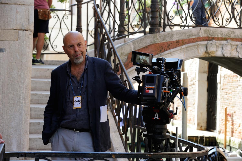 """SET DEL FILM """"LA GIOVINEZZA"""" DI PAOLO SORRENTINO. © GIANNI FIORITO"""