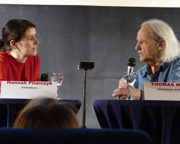 Wekstattgespräch mit Thomas Mauch